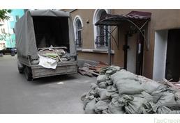 Вывоз мусора Газель до 16м3