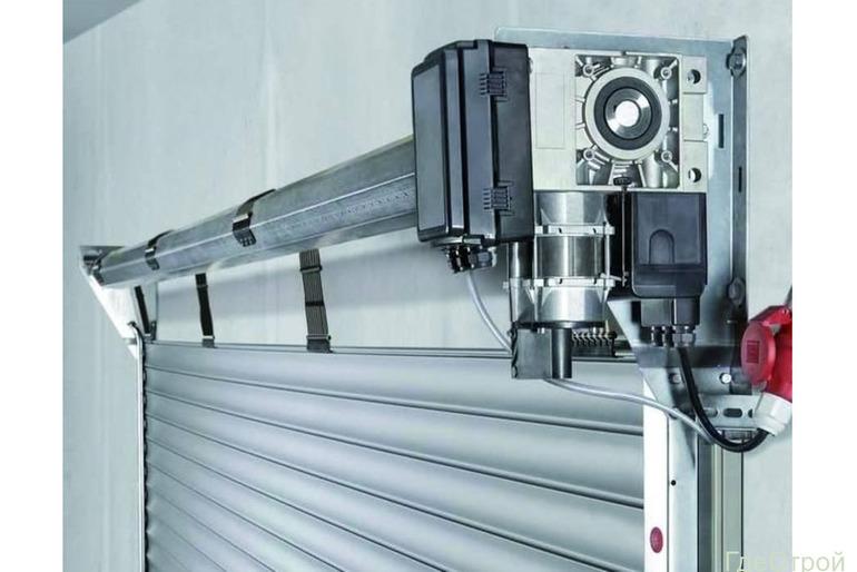 Ремонт автоматики  ворот, шлагбаума, рольставни в Твери