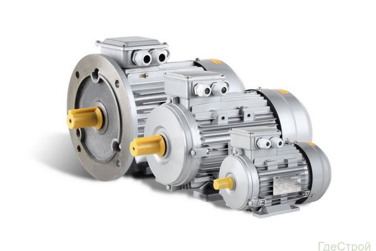 Электродвигатель АИР63,71,80,90,100,112,132,160,180,200 в Твери
