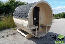 Мобильные строения из натуральной древесины от известной фирмы