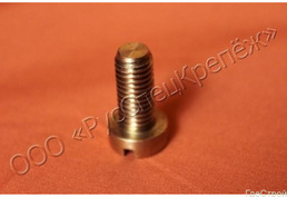 Латунный и бронзовый крепеж (Л63, БрКмц3-1) , крепеж из цветных сплавов