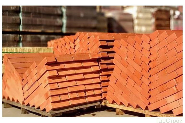 Кирпичи и газосиликатаные блоки