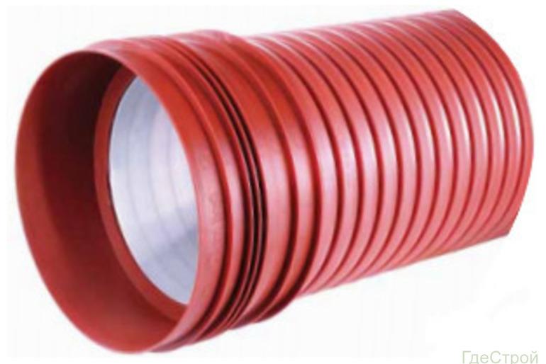 Система полипропиленовых раструбных труб «PRAGMA®» для безнапорной канализации