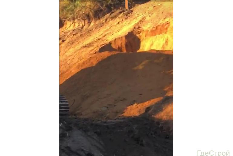 Продажа песка с Таллинского ш.