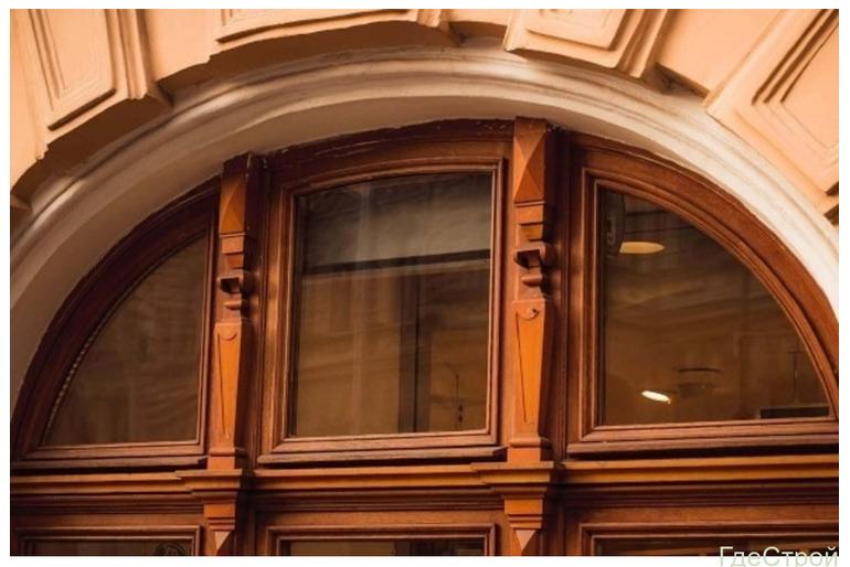 Шикарные окна и двери из натурального дерева со стеклопакетом от производителя