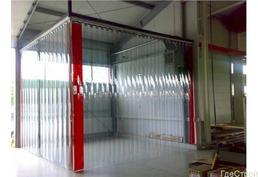 Плёночные завесы/ворота