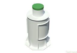 Очистная система Тополь 12 ПР Плюс на 10 человек