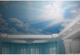 Высококачественные и недорогие натяжные потолки в интернет-магазине «Богатыри»